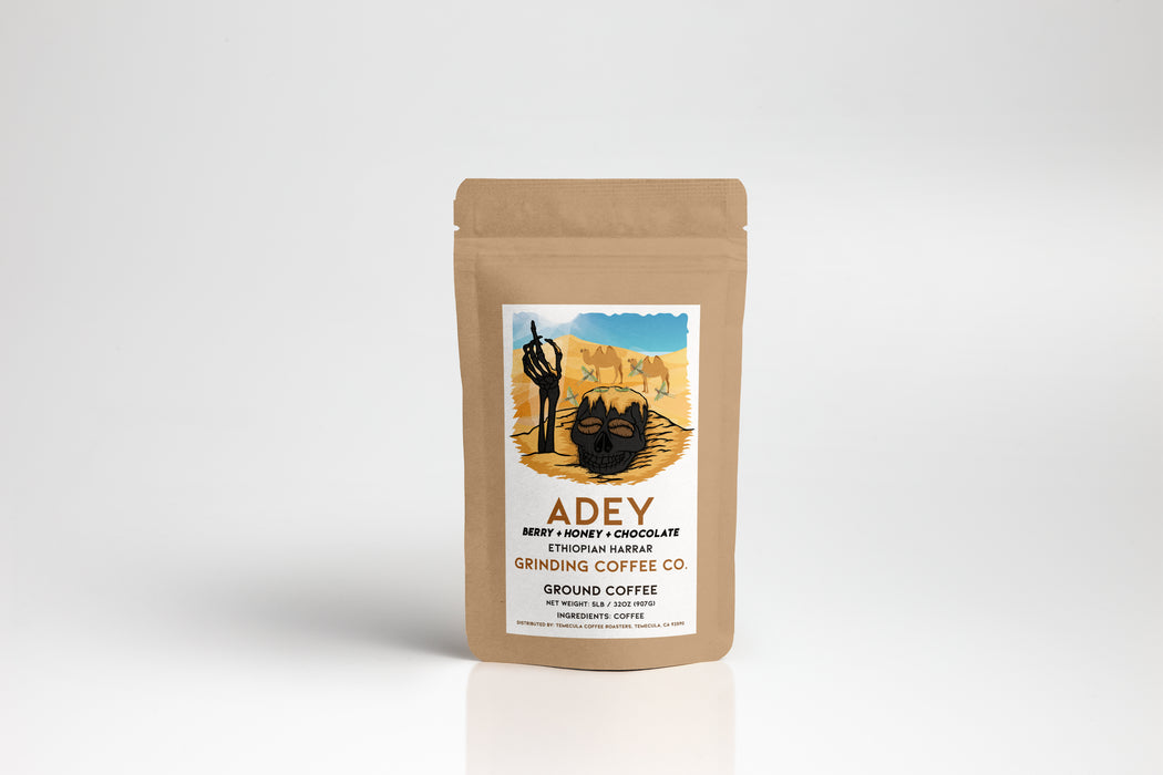 Adey - Grinding Coffee Co.