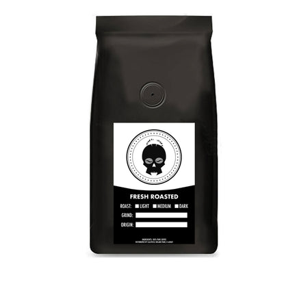 African Kahawa Blend - Grinding Coffee Co.
