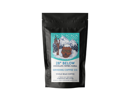 28° Below Cold Brew - Grinding Coffee Co.