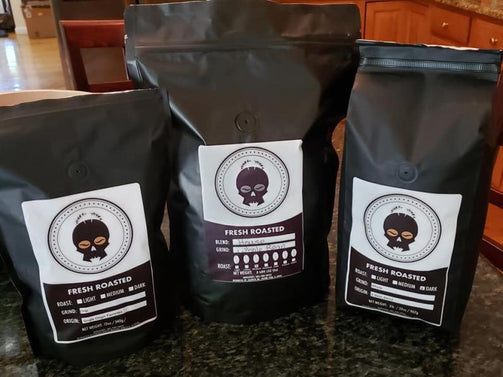 House Blend - Grinding Coffee Co.