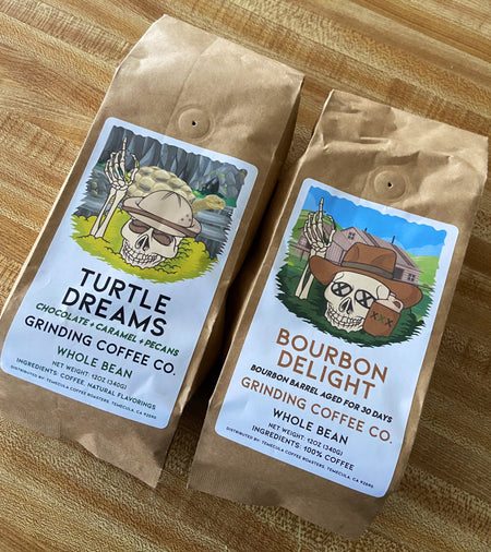 Turtle Dreams - Grinding Coffee Co.