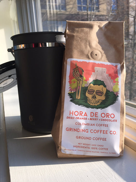 Hora De Oro - Grinding Coffee Co.