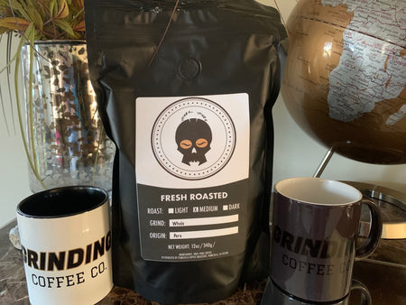 Peru - Grinding Coffee Co.