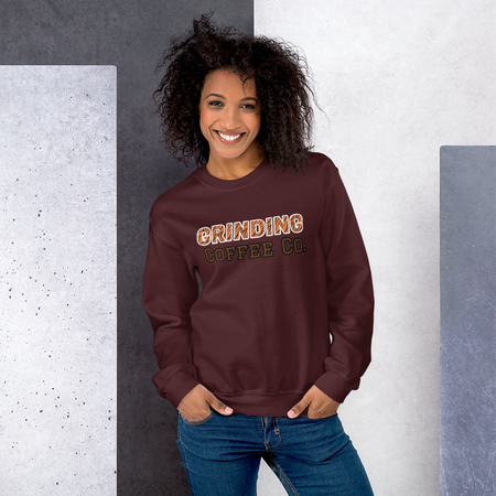 Grinding Coffee Co. Sweatshirt - Grinding Coffee Co.