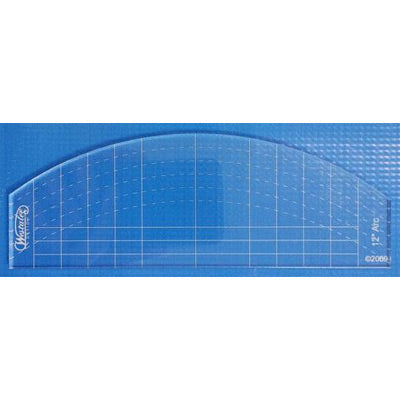Westalee 12 Arc Template - Low Shank""