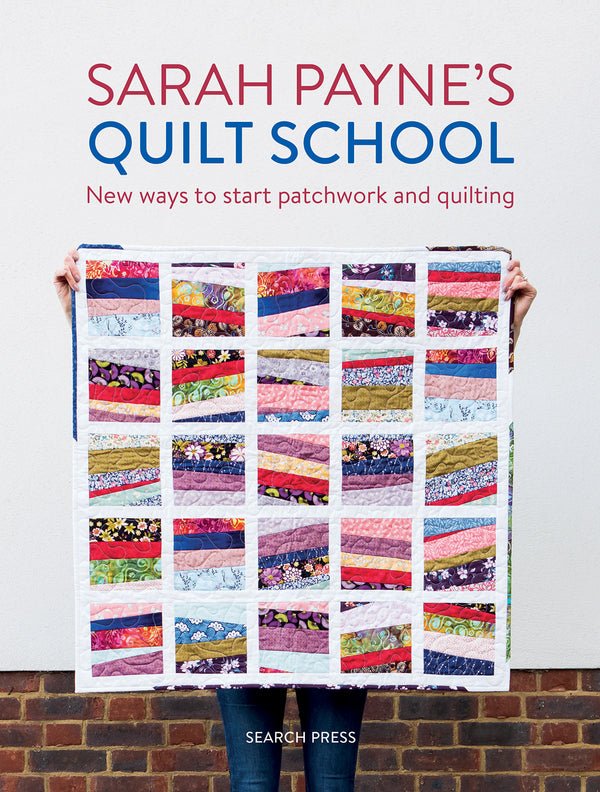 Sarah Payne's Quilt School Books | Natasha Makes