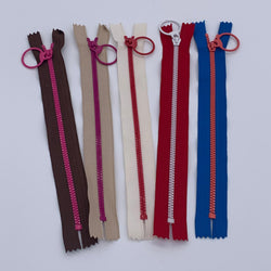 "Autumn Zip Bundle: 5 x 8"" Zips"