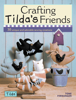 Crafting Tilda's Friends Book