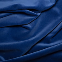 Cotton Velvet: Sold by the Half Metre - Royal Precuts | Natasha Makes