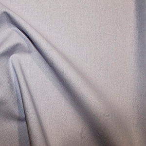 100% Cotton Plain: #42 Chambray: Cut to Order by the 1/2m