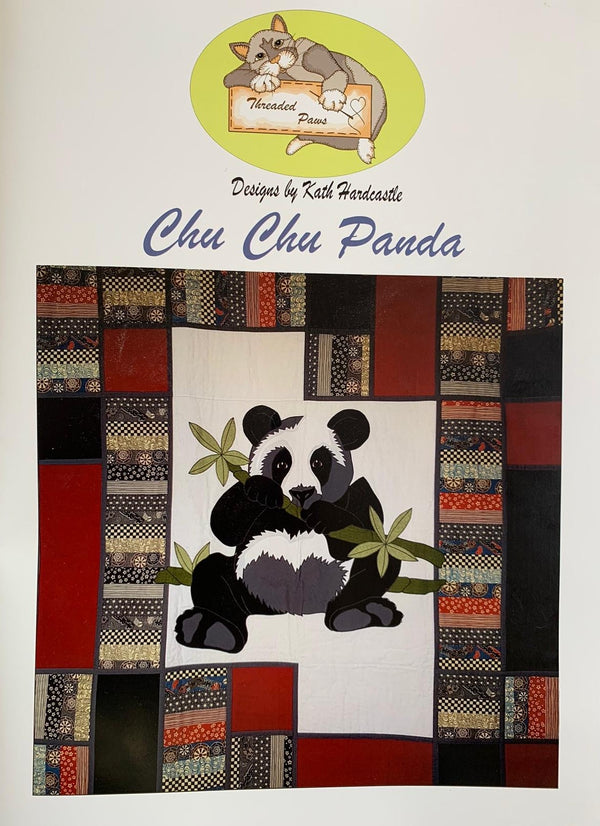 Kath Hardcastle 'Chu Chu Panda' Instructions