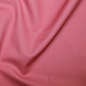 100% Cotton Plain: #23 Coral: Cut to Order by the 1/2m