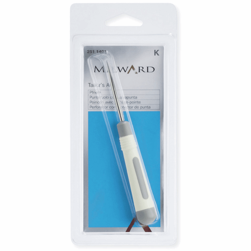 Milward Soft Grip Sewing Tailor's Awl Piercing Tool