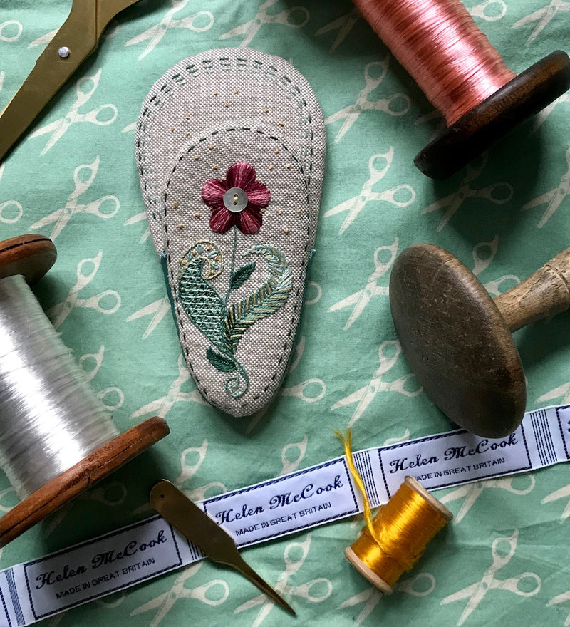 'Pinktacular' Embroidery Scissors Keep