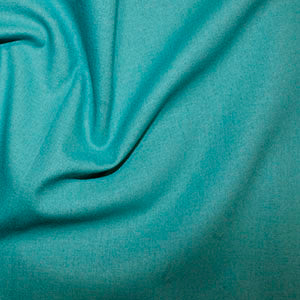 100% Cotton Plain: #64 Jade: Cut to Order by the 1/2m