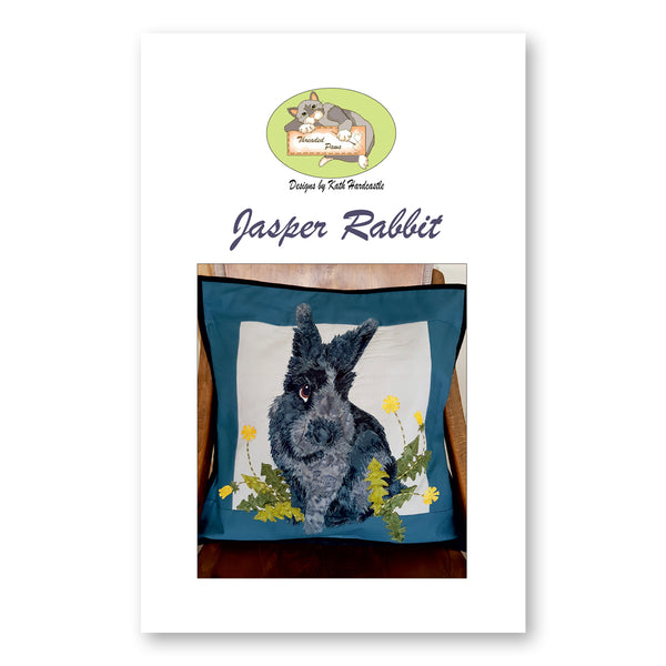 Jasper Rabbit Instructions Instructions | Natasha Makes