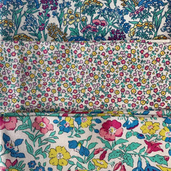 Fat Quarter Trio - Liberty: Ditsy Garden Precuts | Natasha Makes