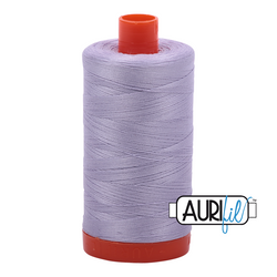 Aurifil 50 - 2560 Iris Thread | Natasha Makes