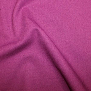 100% Cotton Plain: #38 Magenta: Cut to Order by the 1/2m