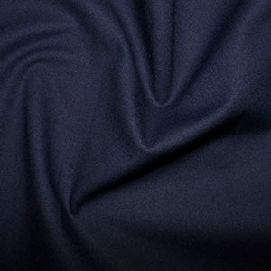 100% Cotton Plain: #53 Navy: Cut to Order by the 1/2m