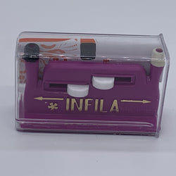 Infila Automatic Needle Threader for Hand Sewing: Blue