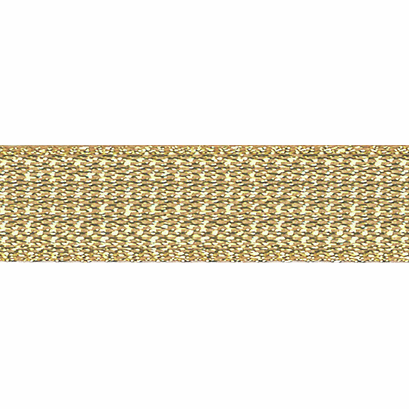 Textured Metallic: 5m x 3mm - Gold