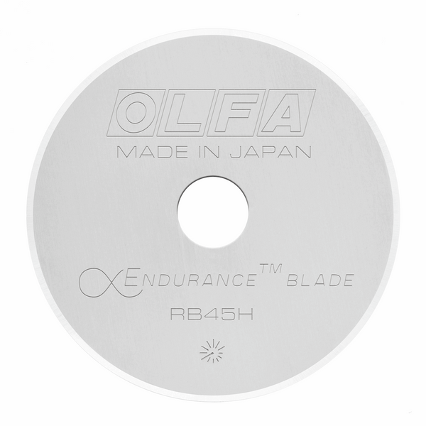 OLFA Rotary Blade: Large: 45mm: Endurance: Pack of 1