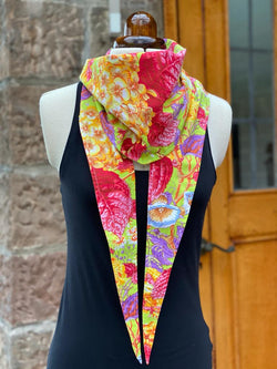 Official Ready Made Smarf: Kaffe Fassett Collective 'Rose and Hydrangea' Citrus