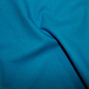 100% Cotton Plain: #49 Sapphire: Cut to Order by the 1/2m