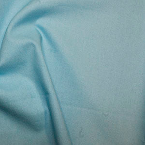 100% Cotton Plain: #41 Sky: Cut to Order by the 1/2m