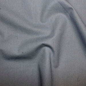 100% Cotton Plain: #46 Slate: Cut to Order by the 1/2m