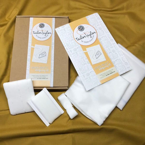Tailor Taylor Woven Project Interfacing Kit by Jenniffer Taylor