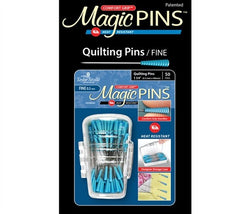 Taylor Seville Magic Pins - Quilting: 50 pins