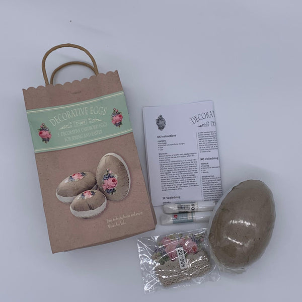 Tilda Decorative Egg Kit