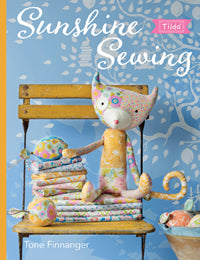 Tilda Sunshine Sewing Books | Natasha Makes