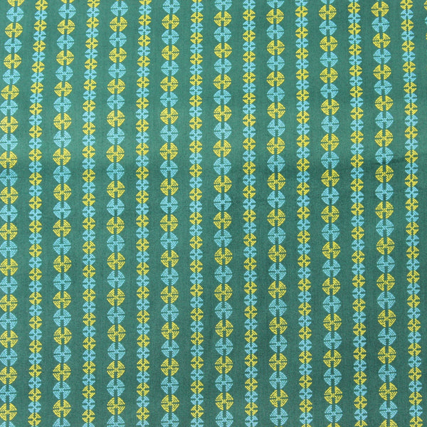 Bright Heart Stitchy Dots VOAB0238HUNT Backing Fabric | Natasha Makes