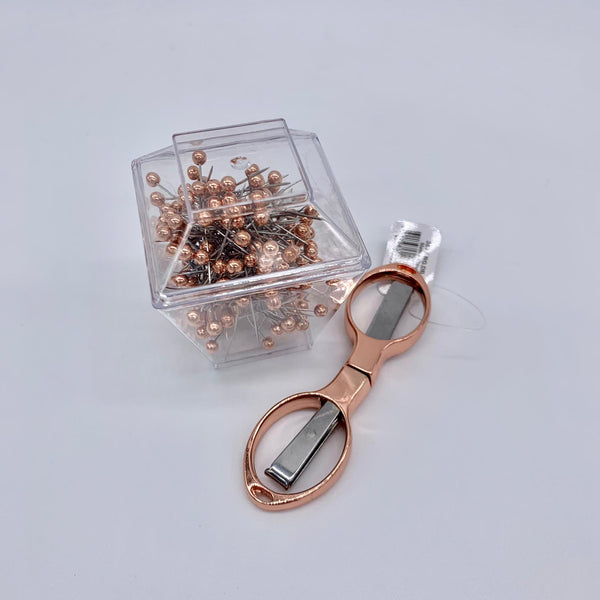 Mini Rose Gold Gift Set