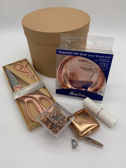 Rose Gold Scissor Gift Set