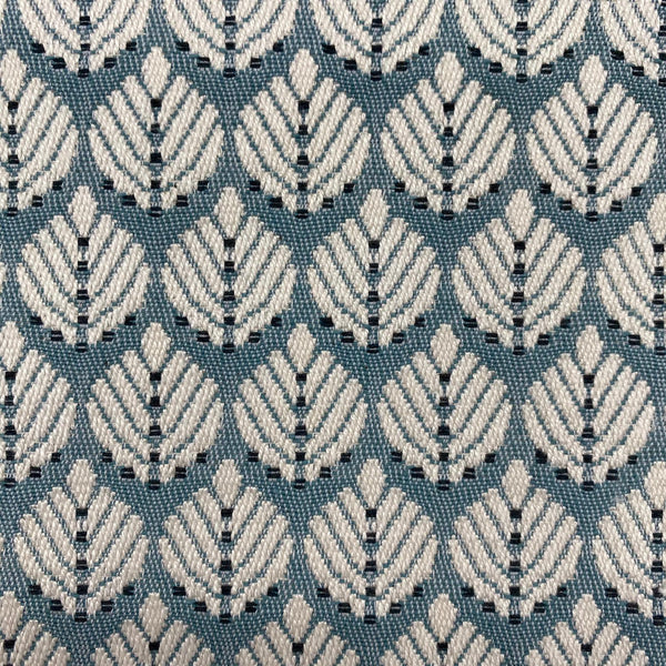 Upholstery Fabric: Teal Leaf Pack, T14