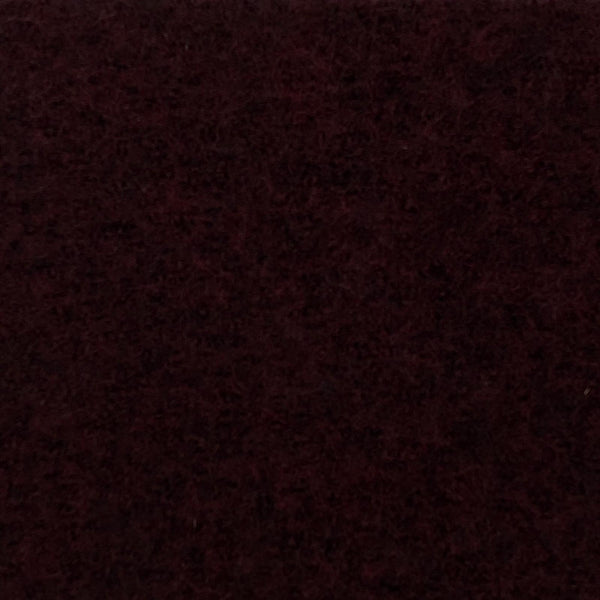 Upholstery Fabric: Burgundy Red Wool, R15
