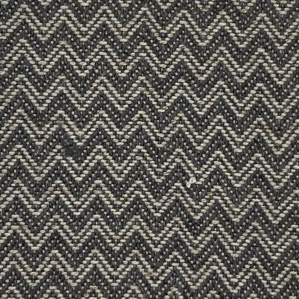 Upholstery Fabric: Grey ZigZag Pattern, GR20