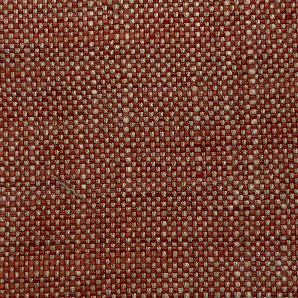 Upholstery Fabric: Salmon Pink/Lt Gold Fleck, P12