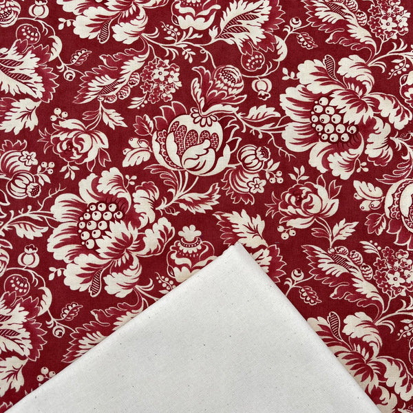 Half Metre Heaven: Moda 3 Sisters 'Marches de Noel' with Natural Seeded Cotton