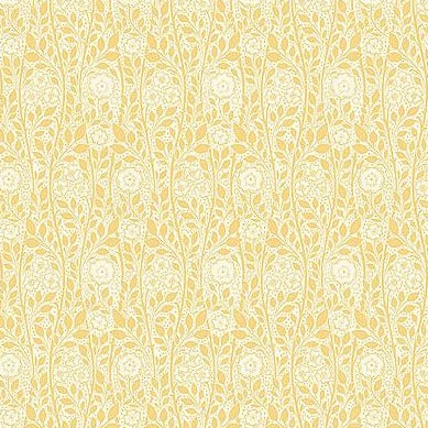 Liberty Emporium 'Merton Rose' Yellow 902A: Cut to Order