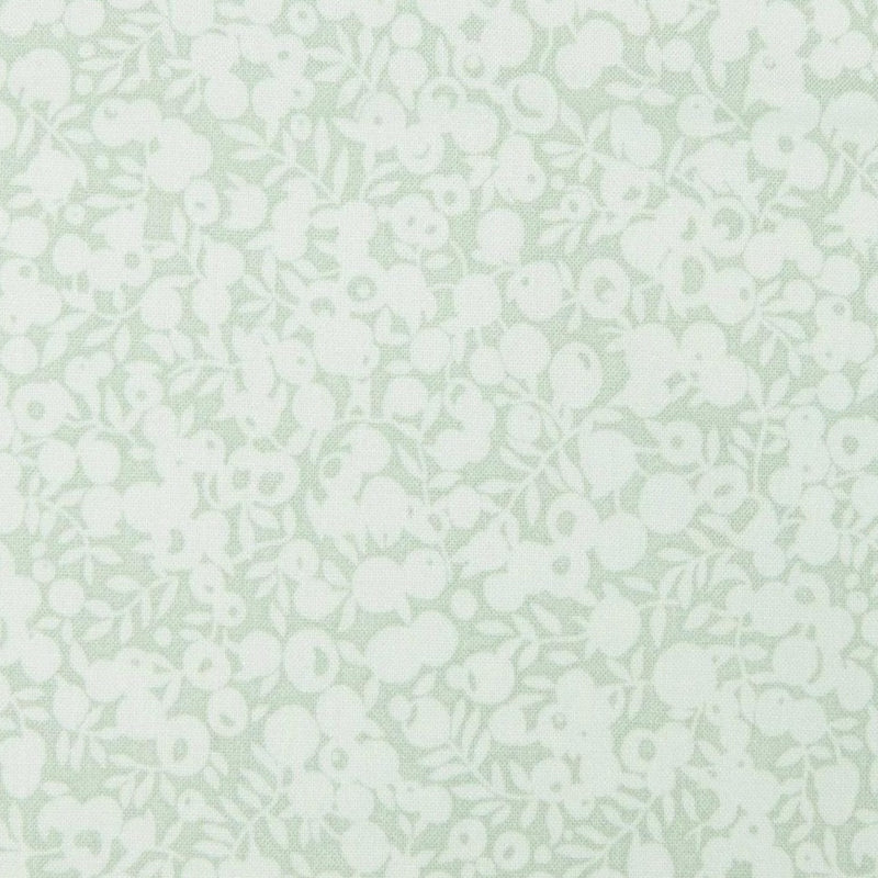 Liberty 'Wiltshire Shadow' in Sage: Cut to Order
