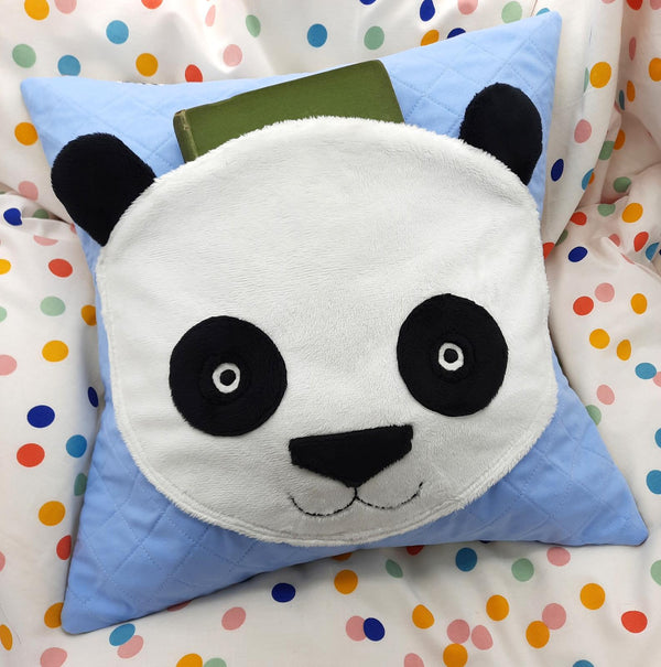 Jo Carter 'Panda Story Cushion' Kit