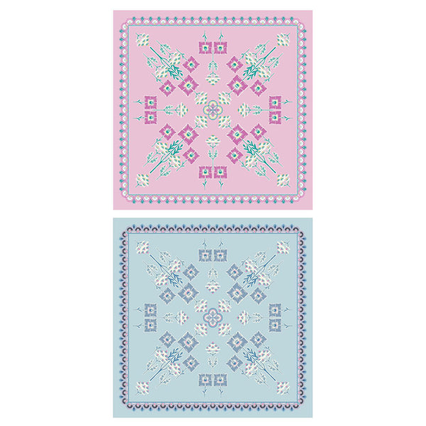 Liberty Deco Dance: Precut Pillow Panel 927A