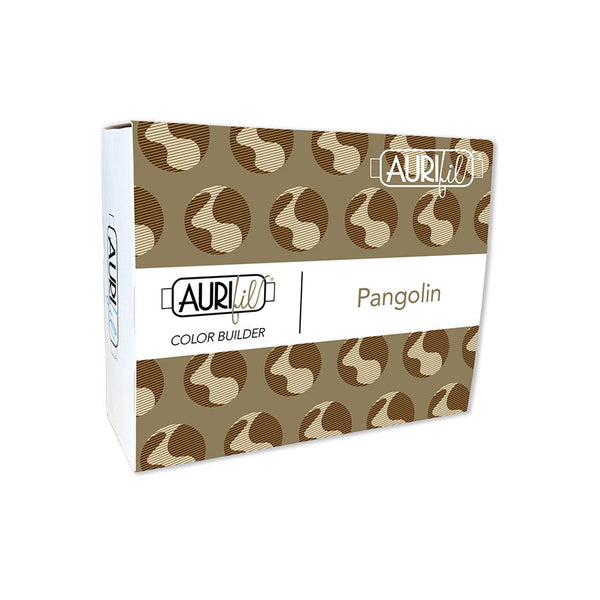 Aurifil Color Builder Collection: Pangolin
