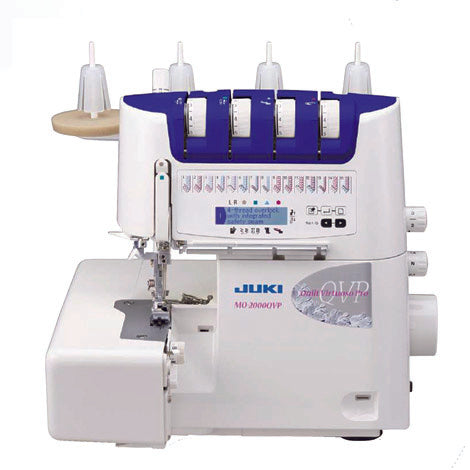 Juki - MO-2000 QVP Air Threader Overlocker | Natasha Makes