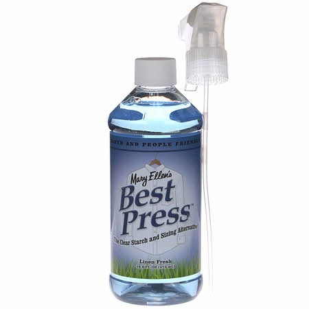 Best Press: Linen Fresh 16oz Accessory | Natasha Makes